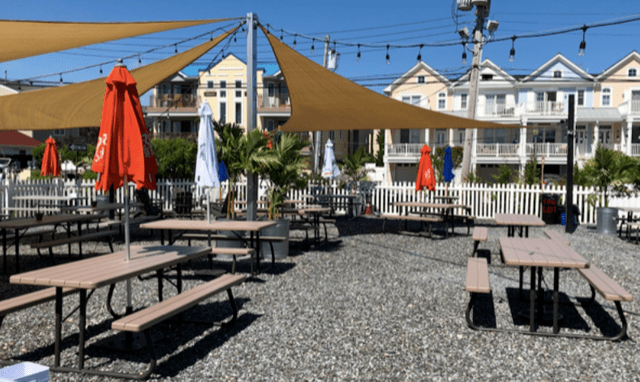 Sabrina's Café at Tomatoes in Margate