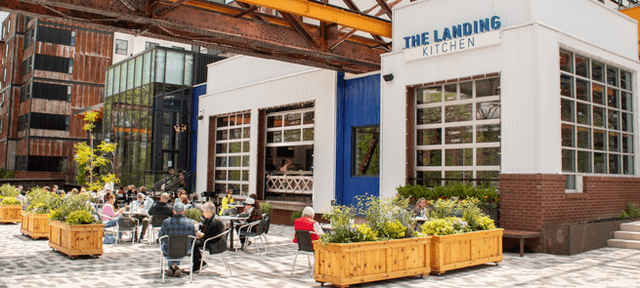 The Landing Kitchen is Launching Evening Hours on Weekends